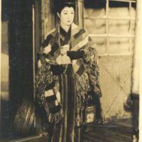 Kaizawa 1-082: Shinpa actress 新派女優 - Mizutani, Yaeko…