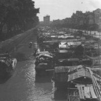 087. Sampans & boats, Shameen