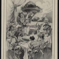 Let U.S. be truly thankful / drawn by Joseph Keppler.