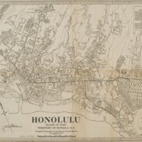 Honolulu, island of Oahu, Territory of Hawaii, U.S.A.