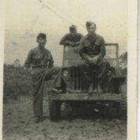Kaizawa 2-070: Group photo of Alexander Calhoun,…
