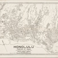 Honolulu, Territory of Hawaii