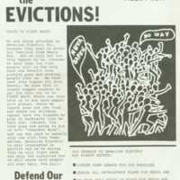 Stop the evictions!