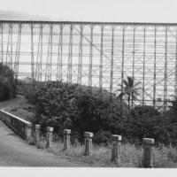 Sugar Cane Irrigation Flume