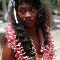 Young Woman at Outer Islands High School (OIHS)…