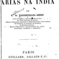 Literatura E A Relijião Dos Arias Na India