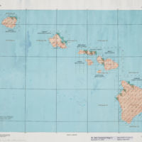 Hawaii 7.5-minute quadrangle names [Index to coastal…