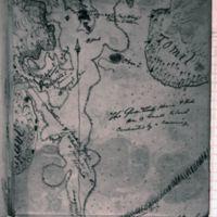 Hand-drawn map [0005]