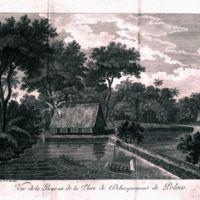 Vue de la Baye ou de la Place de Debarquement de Pelew