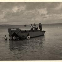 Preparing to Evacuate Atoll