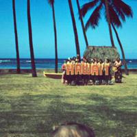 Kodak's Hula Show, Honolulu. 18 Mar. 1954