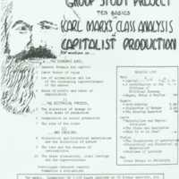 Ten basics in Karl Marx's class analysis of capitalist…