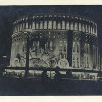 Nippon Theater (Nippon Gekijo), Pre-WWII,Tokyo Japan
