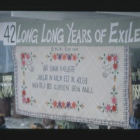 42 Long Long Years of Exile.