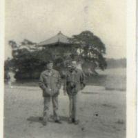 Kaizawa 2-066: Earle Ernst and Seymour Palestin…