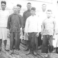 023. Salt junk crew, Pearl River