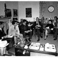Senator Daniel Inouye, George Ariyoshi, Senator Hiram…