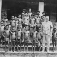 Bael students, Weloy Municipality, Yap, 1962.…