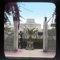 Mormon Temple, Laie, Oahu