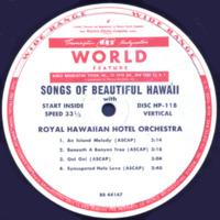 Hawaiian Music Collection