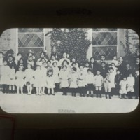 Japanese American children: 在米日本児童