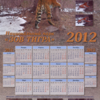 """Национальный парк """"Зов тигра"""": 2012"""