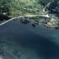View of Yap cause ways. 13 Feb. 19?