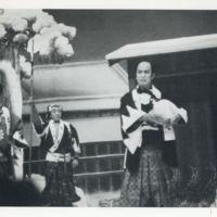 Kaizawa box 13-011-1: Kabuki actor Matsumoto, Koshiro…