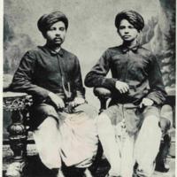 Laxmidas & Mohandas Gandhi