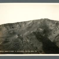 Cones in Haleakala Crater, Maui