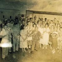 Truk, E.C.I. Hotel. June 1951.