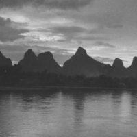 202. Fu [i.e. Li] River - Picture of Mountains