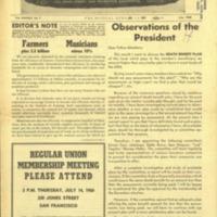 Musical news. (v., 1900s- )