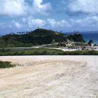 Clubs on White Beach