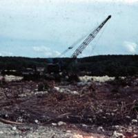 Dragline. Mining phosphate. Anguar [Ngeaur, Palau]. 14…