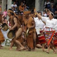 Harvest Festival, Tadian, Mountain Province 3