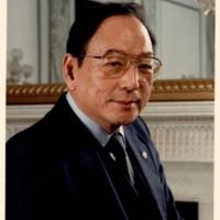 Portrait of Senator Spark Matsunaga