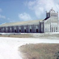 New Catholic Church. Saipan, M.I. 12 Mar. 1950
