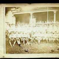 Japanese American baseball team in Hawaii