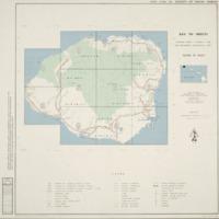 General highway map, county of Kauai, Hawaii