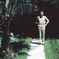 Art Jensen, Enss. Kwajalein, VR-21 at Angaur [Ngeaur,…