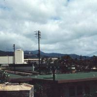 Ft. Shafter, Honolulu, Hawaii. 12 Apr. 1954