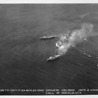 BV-268 Japannese Cruisers Iawate and Asama