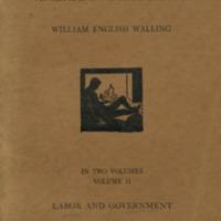American Labor and American Democracy Volume II