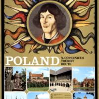 Poland: N. Corpernicus tourist route - 1973 Copernicus…