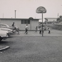 Kalihi basketball court