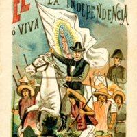 El Grito de Libertad o Viva la Independencia
