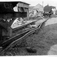 Standard Oil Company Kanagawa Plant: Rail Tracks