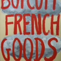 Boycott French goods
