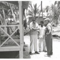 Ronlap 1957 Jack A. Tobin [left], District…